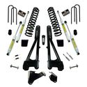 6in Ford Lift Kit | w/Replacement Radius Arms Gallery