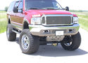 7in Ford Lift Kit Gallery 3