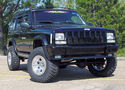 2.5in Jeep Lift Kit | Cherokee XJ Gallery 1