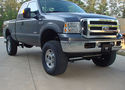 4in Ford Lift Kit | Diesel Gallery 2