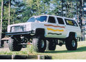 12in Chevy/GMC Lift Kit | Rear Spring Kit Gallery 1