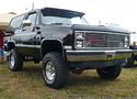 4in Chevy Lift Kit Gallery 2