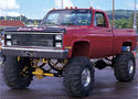12in Chevy/GMC Lift Kit | Rear Spring Kit Gallery 3