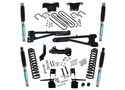 4in Ford Lift Kit |Diesel w/ Replacement Radius Arms Gallery