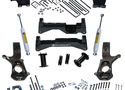 8in Chevy/GMC Lift Kit | Cast Steel Control Arms Gallery 2