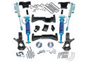 8in Chevy/GMC Lift Kit | Factory Aluminum/Stamped Control Arms w/ King Coilovers Gallery