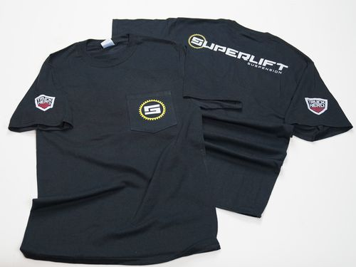 Jet Black Superlift T-Shirt