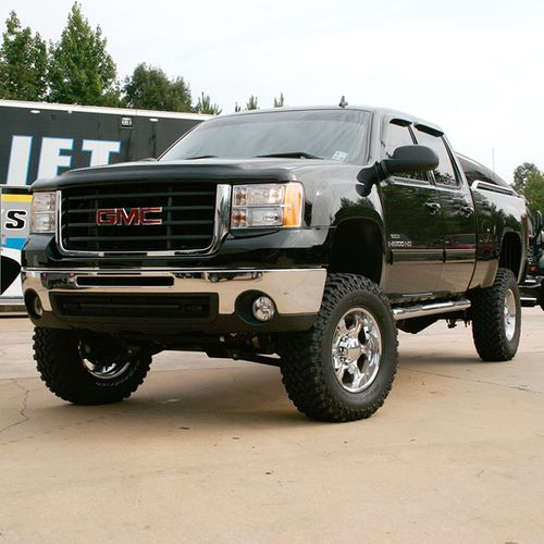 6-7.5in Chevy/GMC Lift Kit | Bracket Style Kit Gallery 5