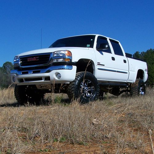 6in Chevy/GMC Lift Kit gallery 2