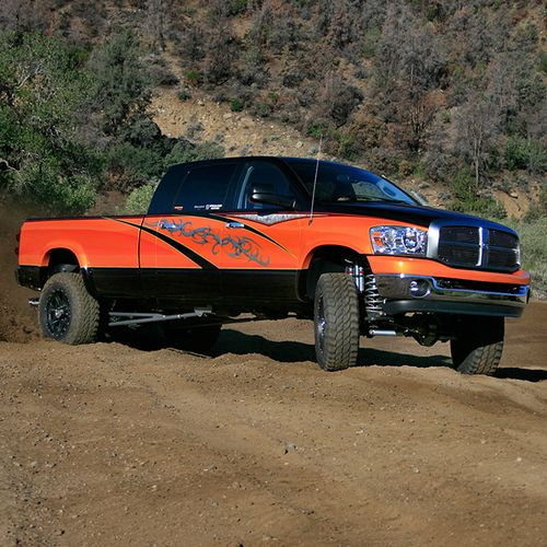 6in Dodge Lift Kit | 6.7L Cummins Diesel Gallery 2