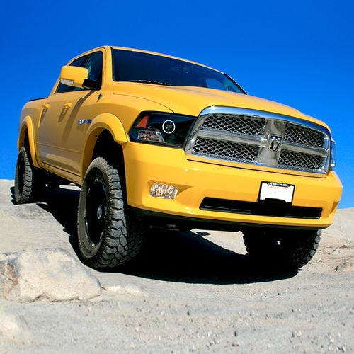 6in Dodge Lift Kit | Gas & Eco Diesel Gallery 3