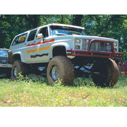 12in Chevy/GMC Lift Kit | Rear Spring Kit Gallery 2