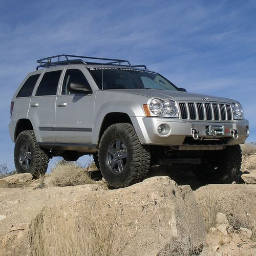 4in Jeep Lift Kit | Grand Cherokee WK & Commander XK Gallery 1