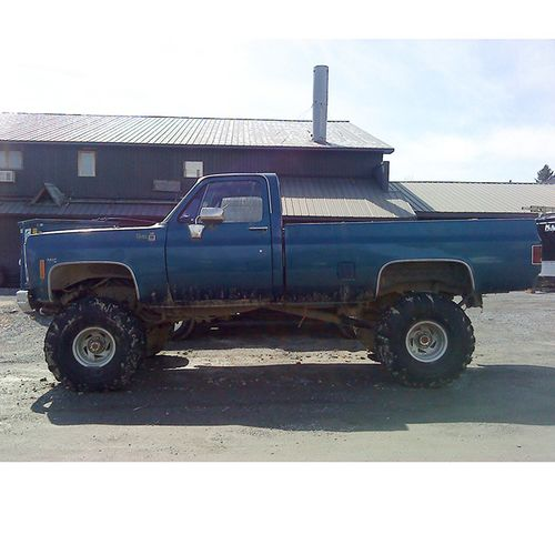 12in Chevy/GMC Lift Kit Gallery 3