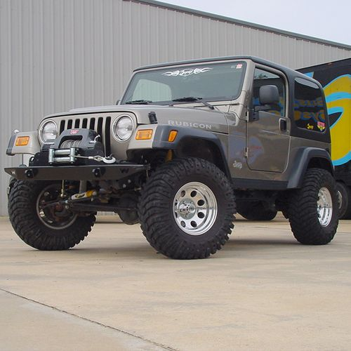 Jeep 4 Inch Lift >> Superlift Suspension Lift Kit