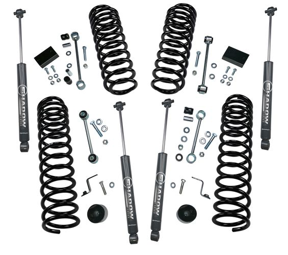 2.5 in Jeep Lift Kit | Wrangler JL Gallery 1