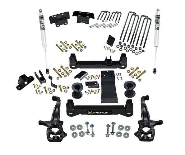 6 inch Lift Kit 2019 and Newer Chevy/GM 1500 4WD Gallery 6