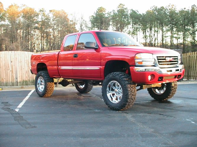 6 Inch Lift Kit For Chevy 1500 4wd >> Superlift Suspension Lift Kit