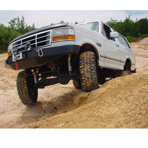 6in Ford Lift Kit | Superunner Radius Arm Kit Gallery 2