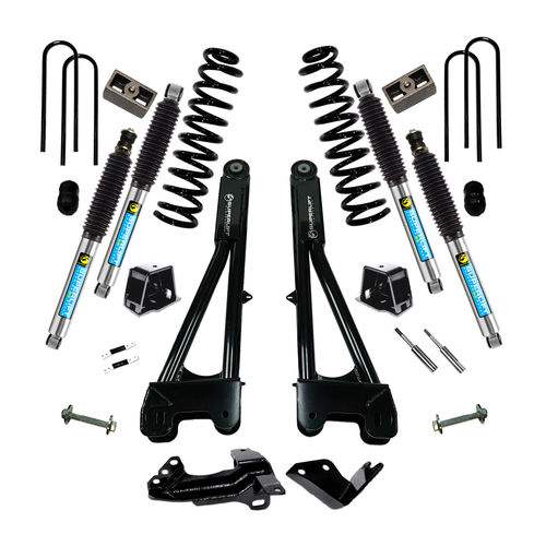 4in Ford Lift Kit | Replacement Radius Arms Gallery 1
