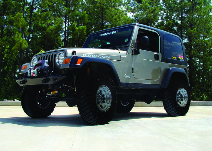 Rear Adjustable Track Bar| Jeep Gallery 1