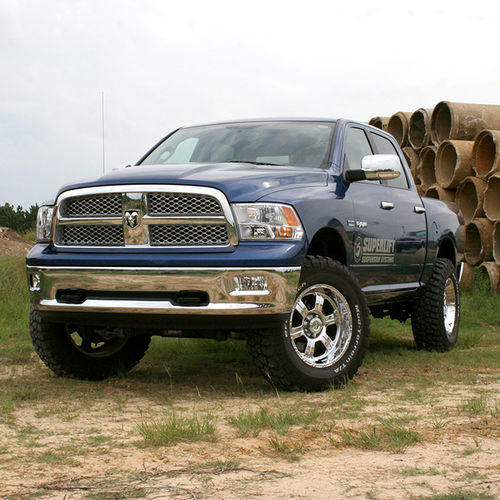 6in Dodge Lift Kit Gallery 2