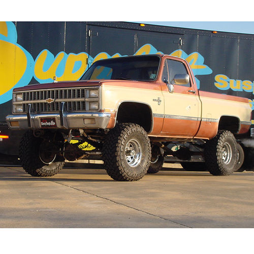 8in Chevy/GMC Lift Kit | Rear Spring Kit Gallery 1