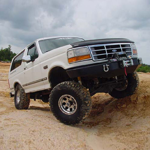 6in Ford Lift Kit | Superunner Radius Arm Kit Gallery 1