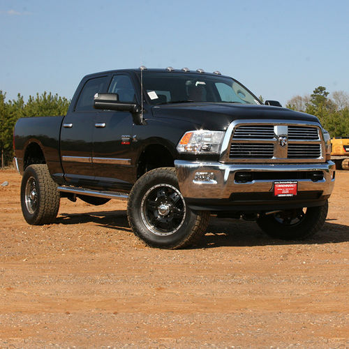 "Superlift 4 Lift Kit With Bilstein Shocks 2009 Dodge 2500: 4"" Dodge Lift Kit 10-13 Ram 2500 10-12 3500 4WD"