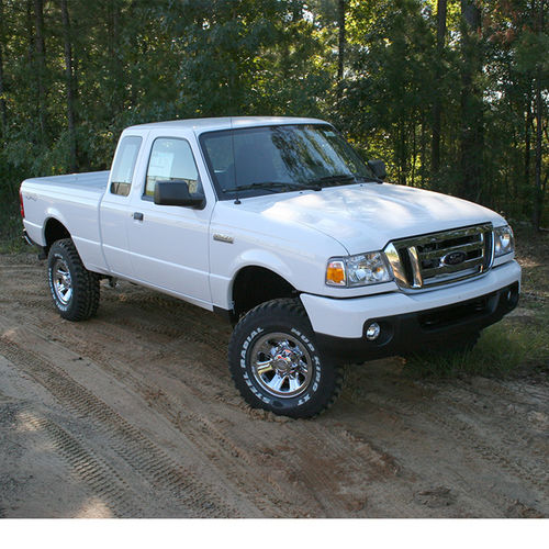 "4"" Lift Kit - 00-10 Ranger 4WD - W/ SL Shocks"