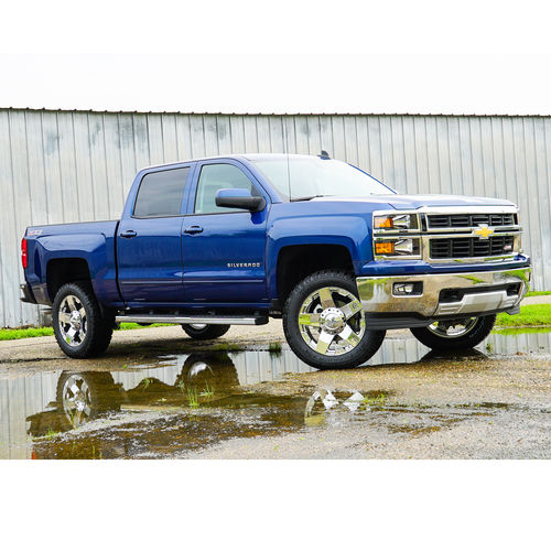 3.5in Chevy/GMC Lift Kit | Cast Steel Control Arms Gallery 2