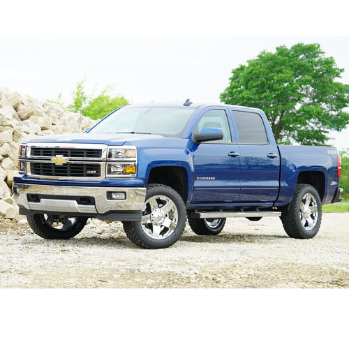 3.5in Chevy/GMC Lift Kit | Aluminum/Stamped Control Arms Gallery 2
