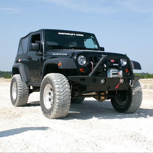 4in Jeep Lift Kit | Wrangler JK 2Dr. & Unlimited Gallery 3