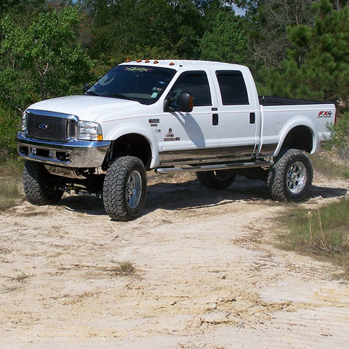 8in Ford Lift Kit | Diesel & V-10?Gallery 2