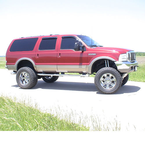 7in Ford Lift Kit Gallery 2