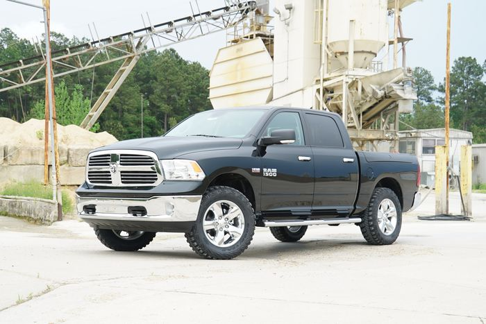 2.5in Dodge Level-it Leveling Kit Gallery 3