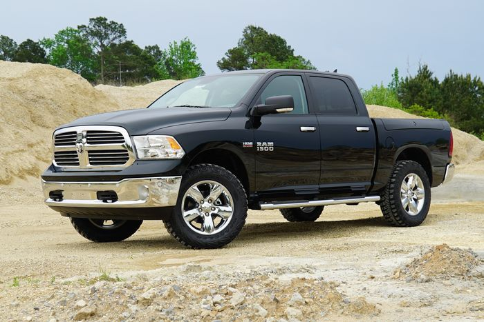 2.5in Dodge Level-it Leveling Kit Gallery 4