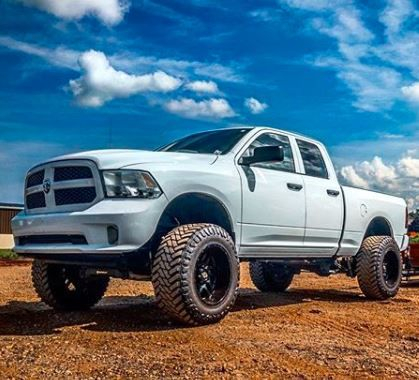 4 Dodge Lift Kit 12 18 Ram 1500 4wd Gas Or Eco Diesel Superlift