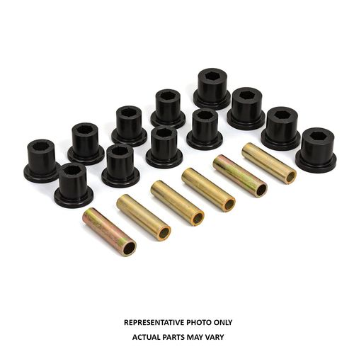 Rear Leaf Spring Bushings | 8