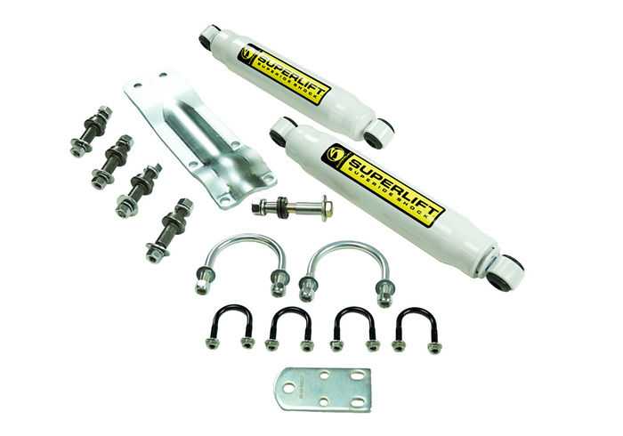 Dual Steering Stabilizer Kit | Superide Cylinders Gallery