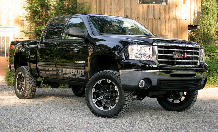 6.5in Chevy/GMC Lift Kit Gallery 2