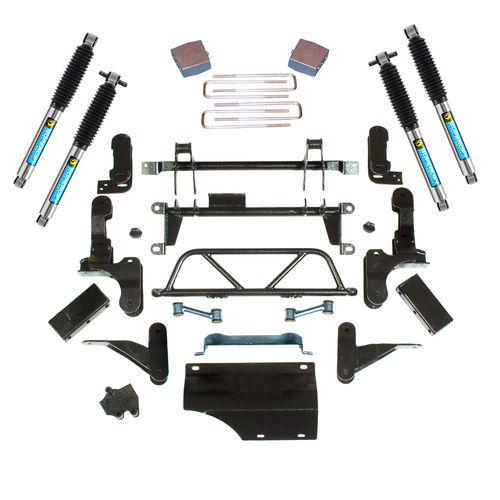 5-7in Chevy/GMC Lift Kit Product Selector Gallery 1