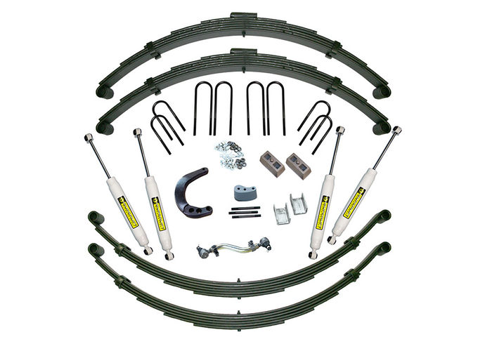 12in Chevy/GMC Lift Kit | Rear Spring Kit Gallery
