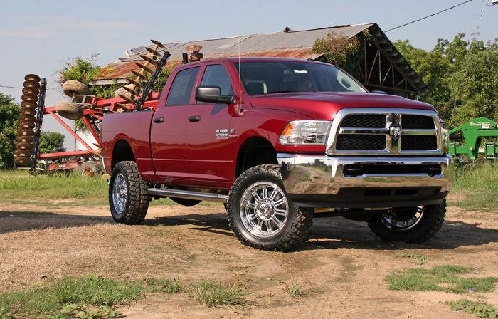 4 Quot Lift Kit 14 18 Ram 2500 4wd Diesel W Sl Shocks