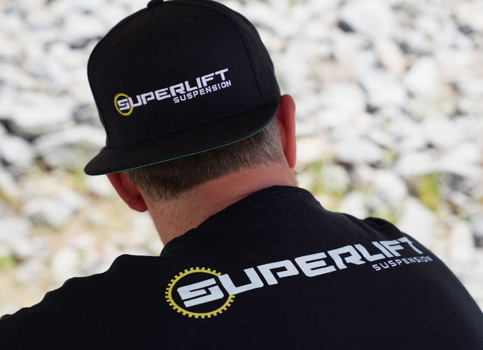 Flat Bill Superlift Hat Gallery 2