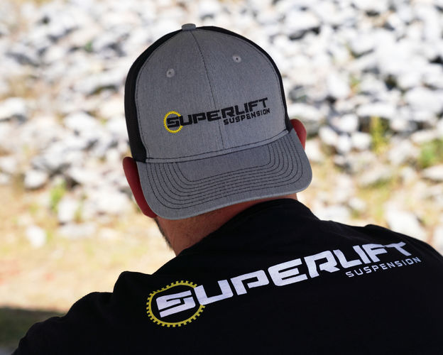 Mesh Trucker Superlift Hat Gallery 2