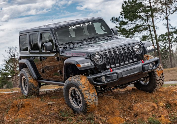 Jeep Lift Kit >> Superlift Suspension Lift Kit