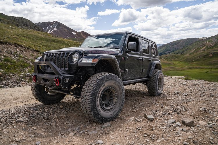Jeep 4 Inch Lift >> 4 Inch Lift Kit 2018 Newer Jeep Wrangler Jl Unlimited W