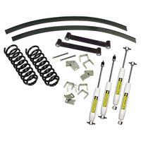 2.5in Jeep Lift Kit | Cherokee XJ