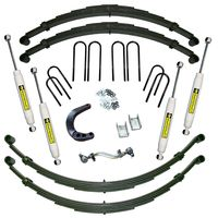 "8in Chevy/GMC Lift Kit | Rear Spring Kit w/ 52"" Rear Springs"